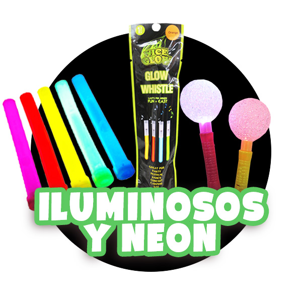 Luminosos & neon